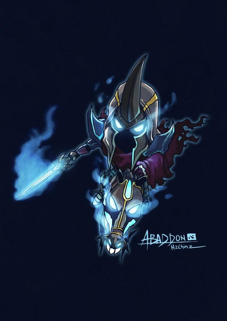 Dota2 : Abaddon for mobile