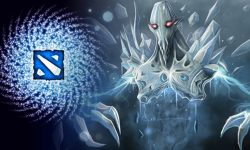 Dota2 : Ancient Apparition widescreen wallpapers