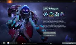 Dota2 : Arc Warden HD pics