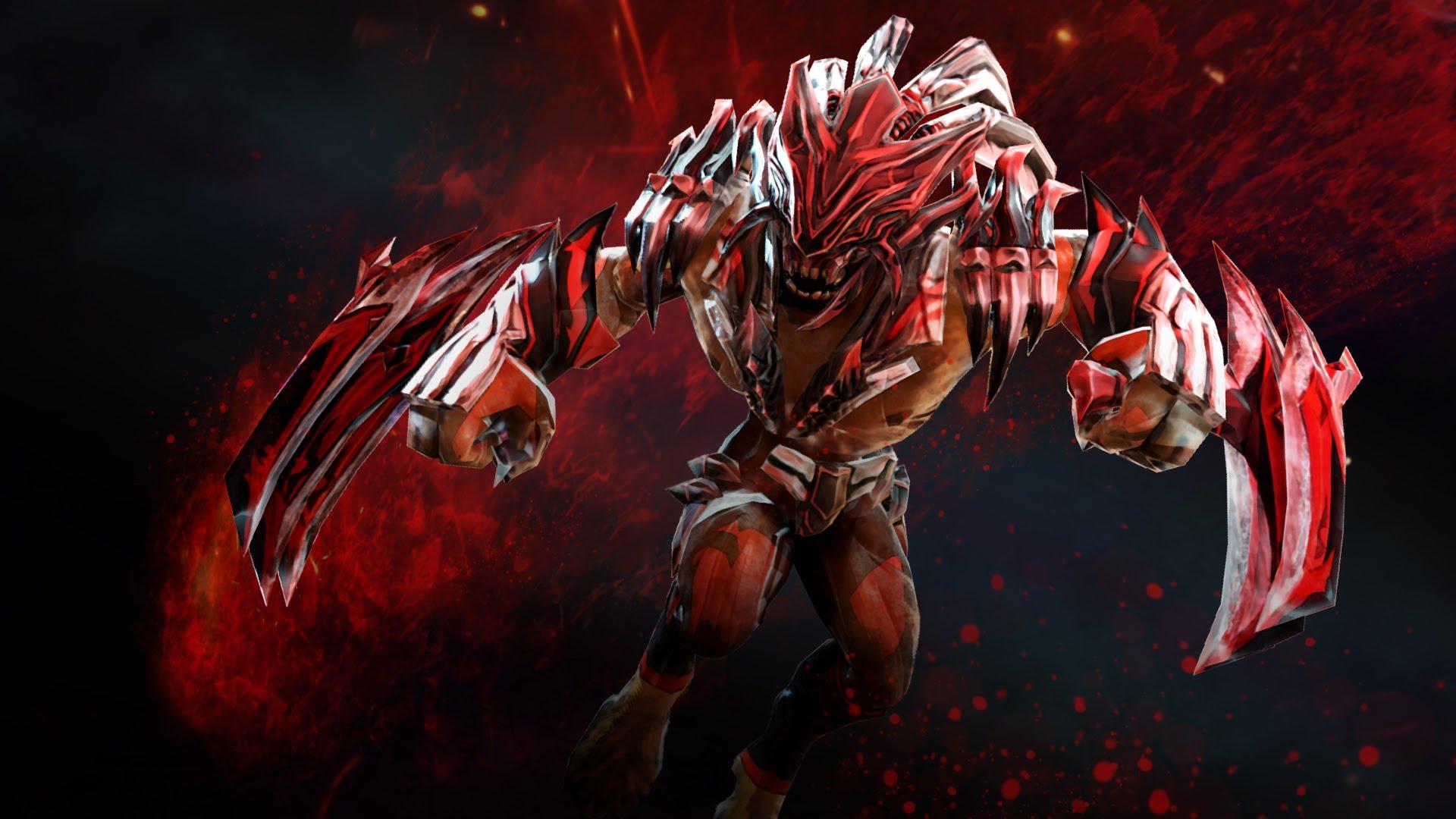 Dota2 : Bloodseeker HQ wallpapers