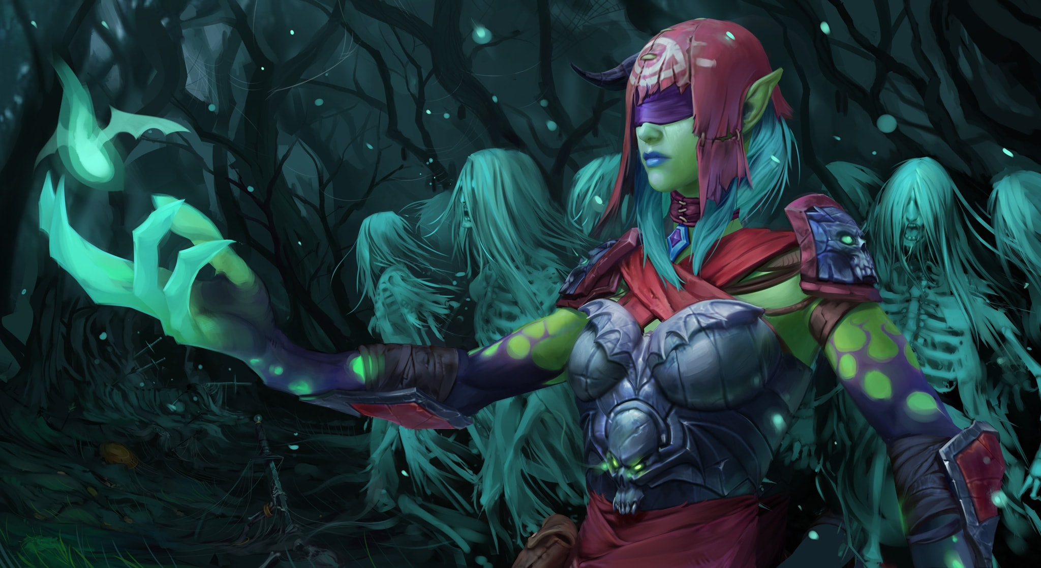 Dota2 : Death Prophet Pictures