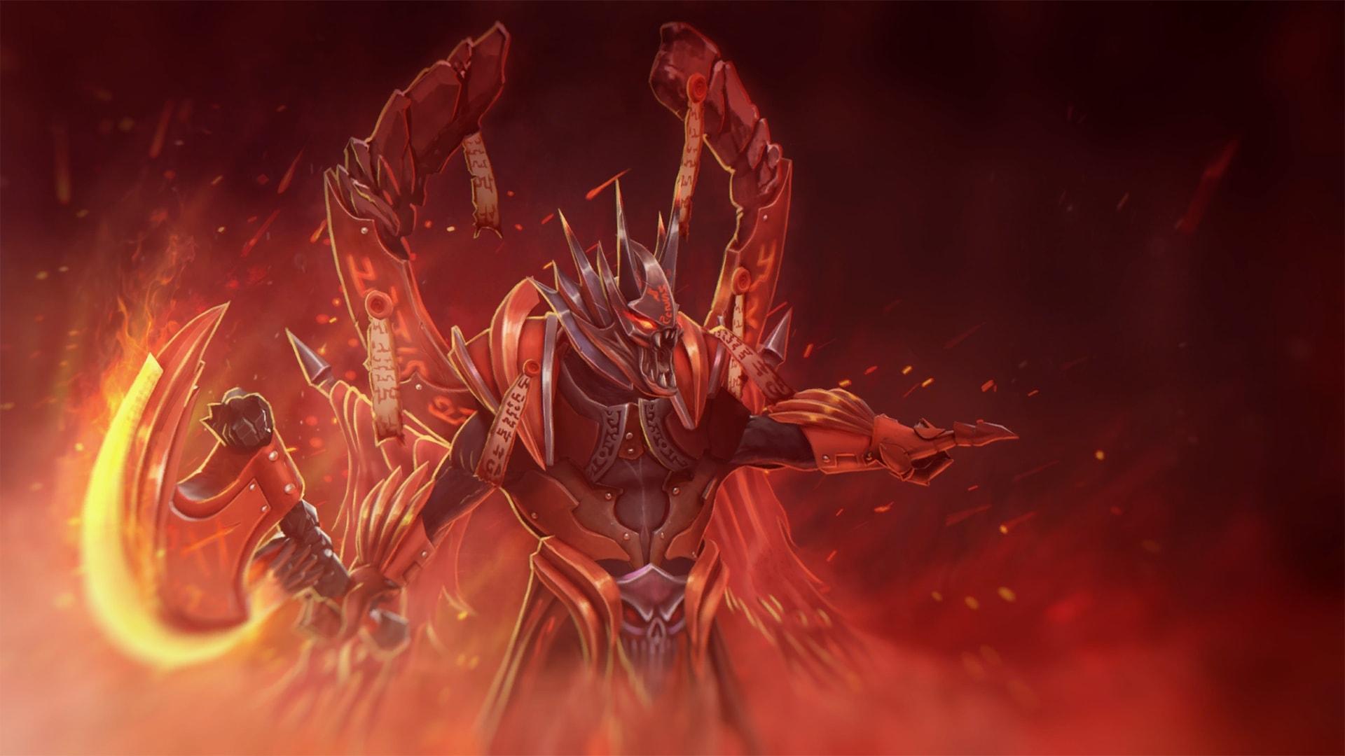 Dota2 : Doom HQ wallpapers