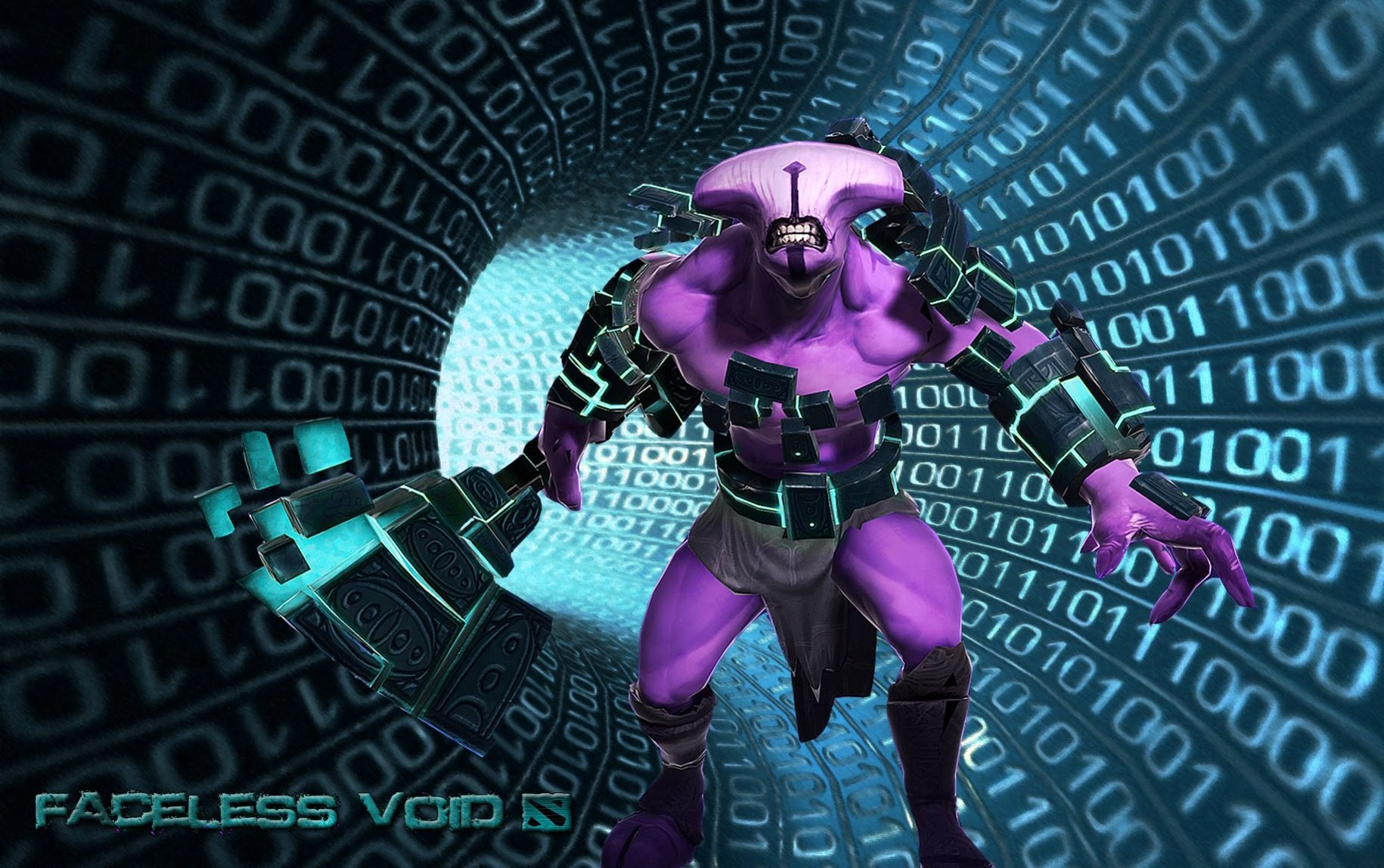 Dota2 : Faceless Void HQ wallpapers