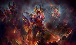 Dota2 : Legion Commander Background