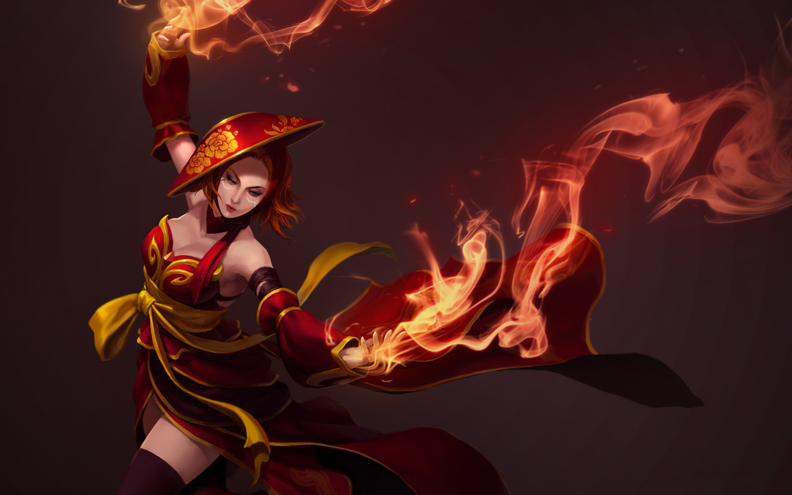 Dota2 : Lina Wallpapers hd