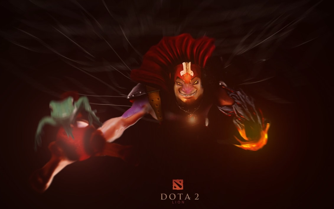Dota2 : Lion Pictures