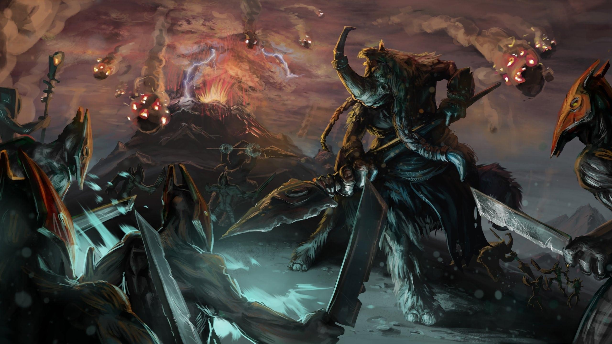 Dota2 : Magnus Pictures