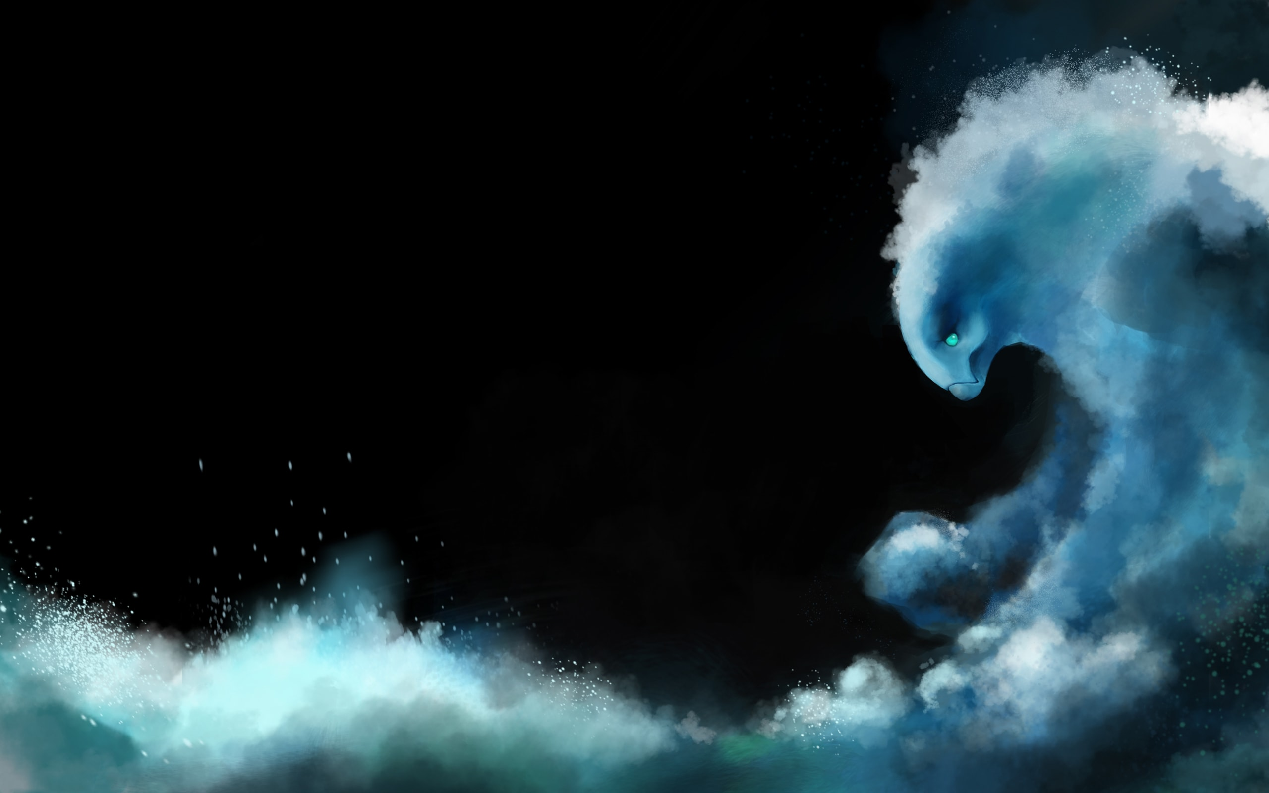 Dota2 : Morphling Background