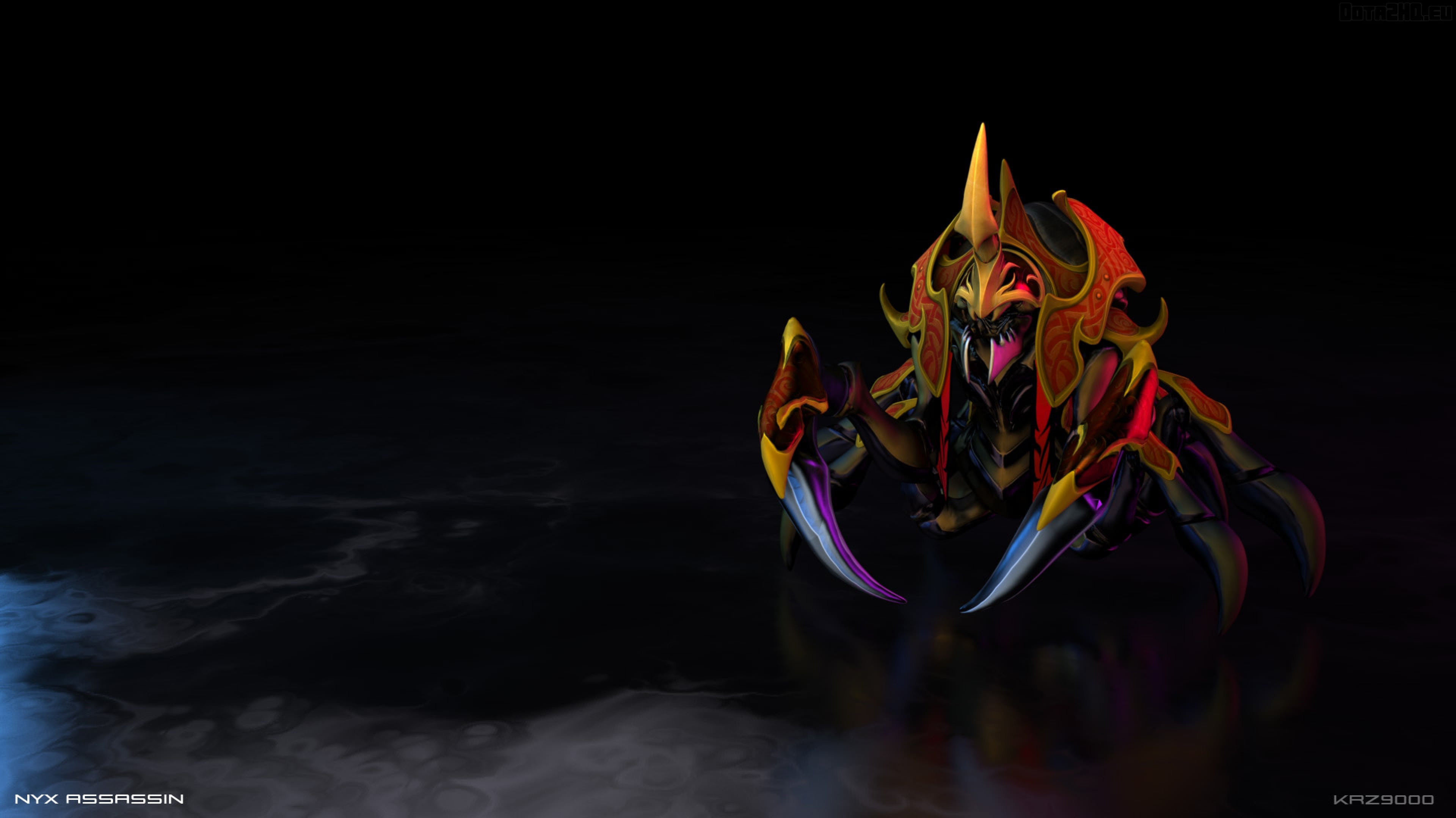 Dota2 : Nyx Assassin HQ wallpapers