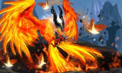 Dota2 : Phoenix Wallpapers hd