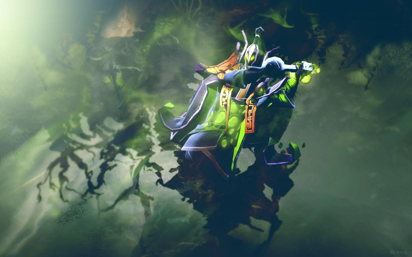 Dota2 : Rubick HQ wallpapers