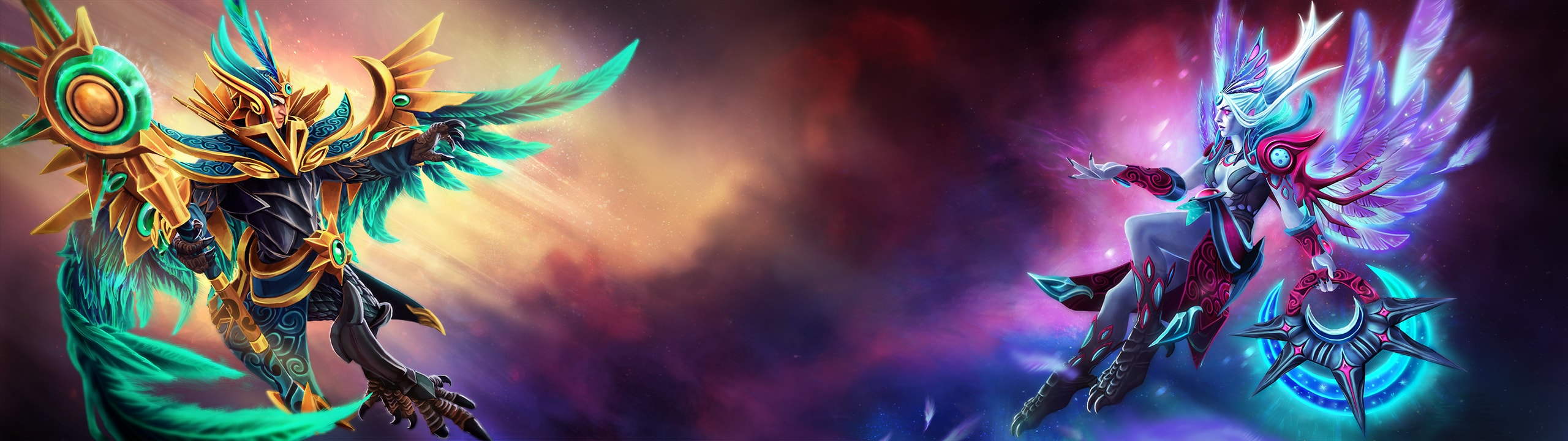 Dota2 : Skywrath Mage HQ wallpapers
