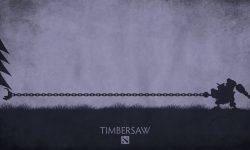 Dota2 : Timbersaw Background