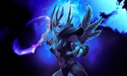 Dota2 : Vengeful Spirit Background