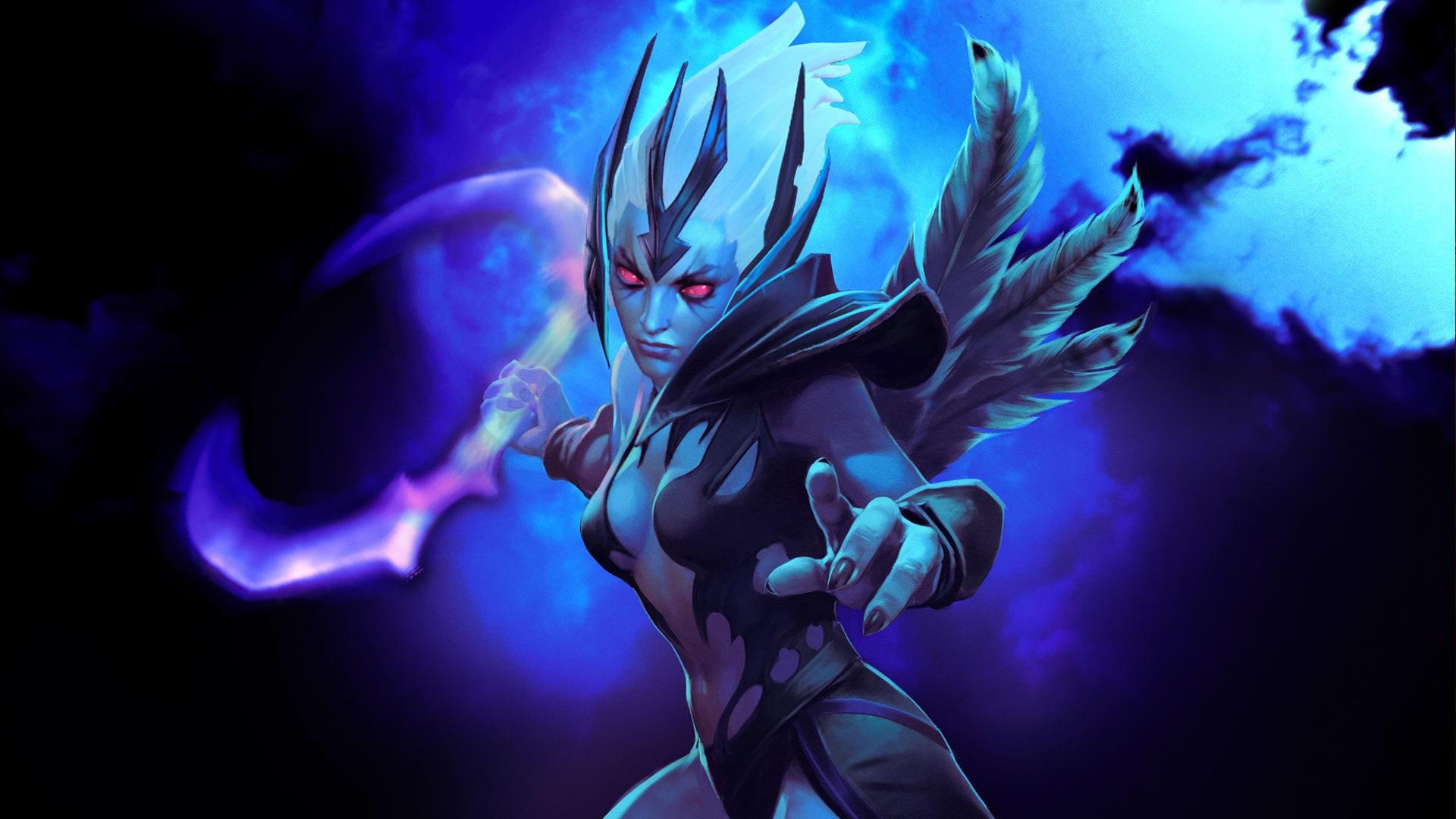 Dota2 : Vengeful Spirit Background