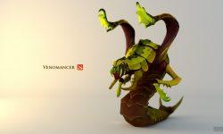Dota2 : Venomancer HQ wallpapers