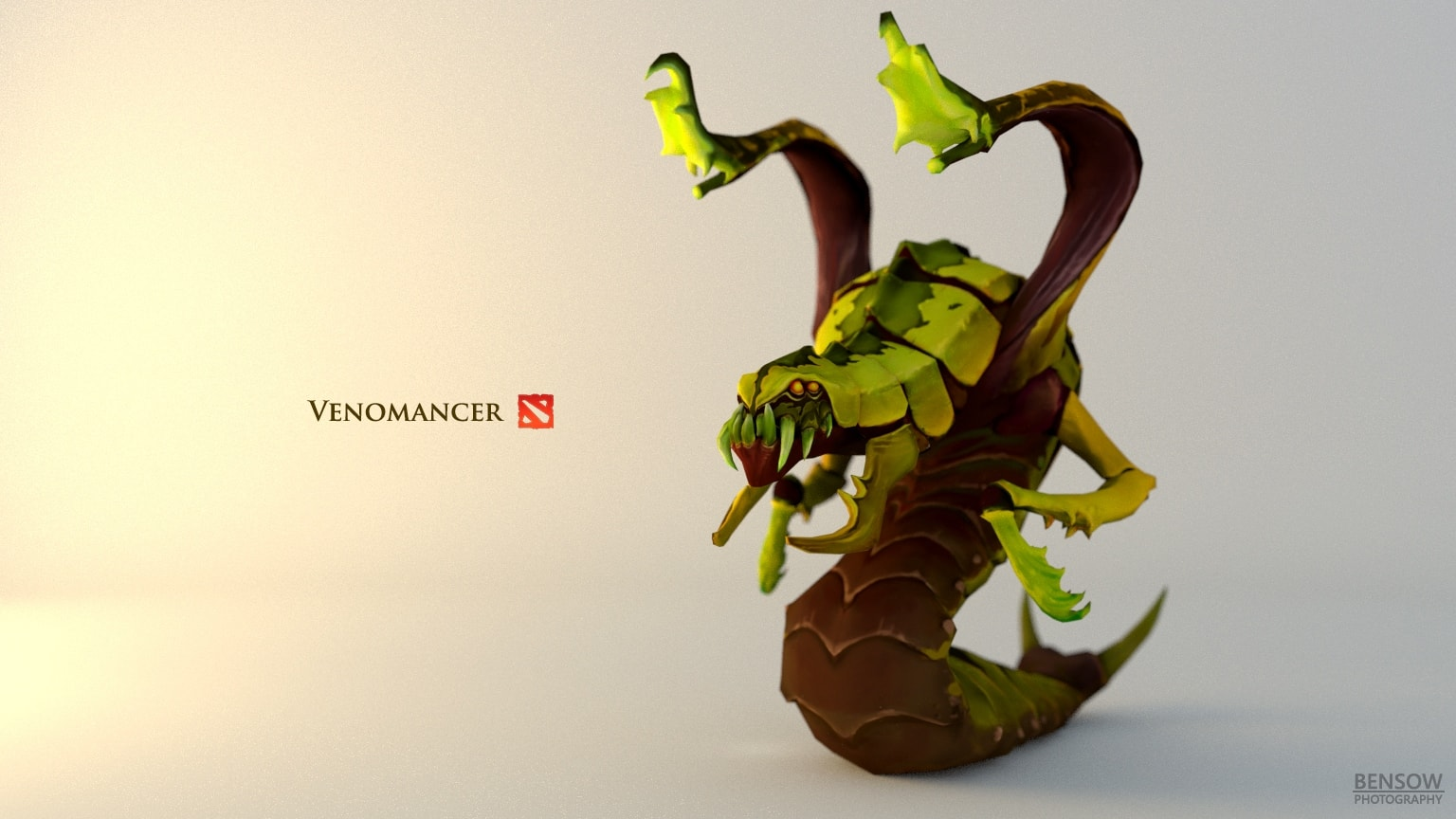 Dota2 : Venomancer HQ wallpapers