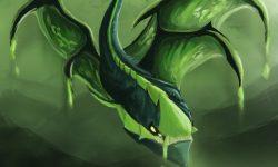 Dota2 : Viper desktop wallpaper