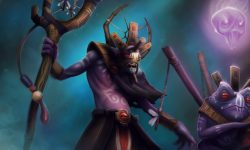 Dota2 : Witch Doctor HQ wallpapers