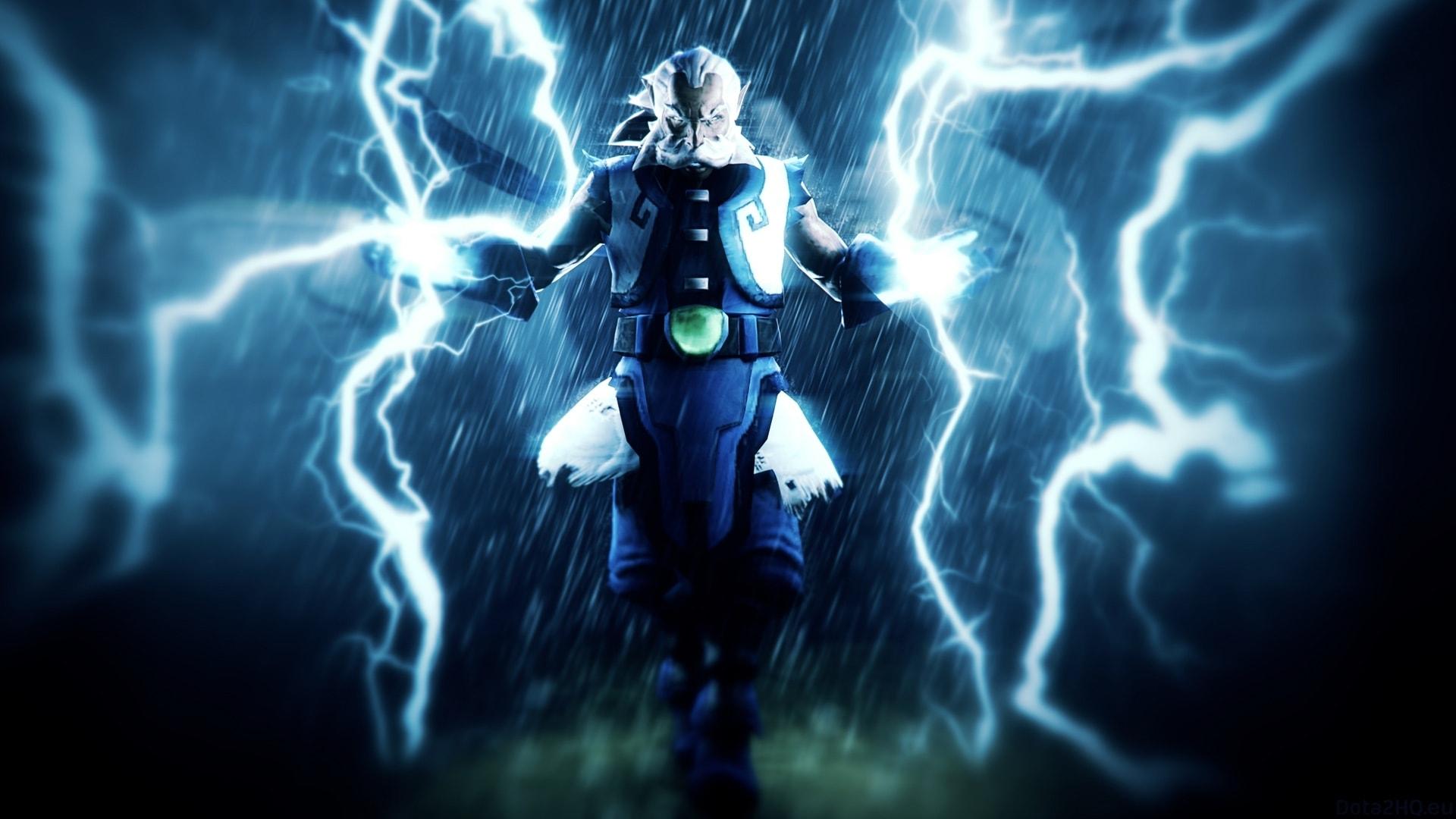 Dota2 : Zeus HD pics