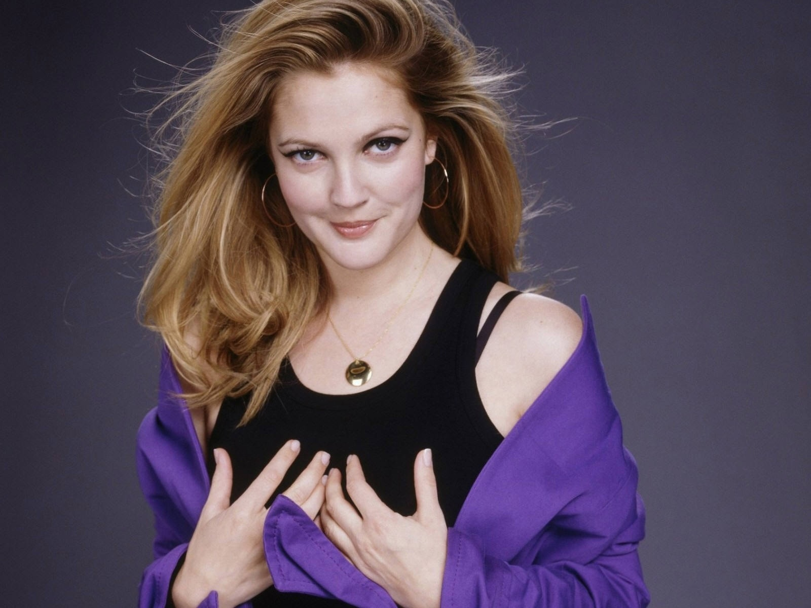 Drew Barrymore Background