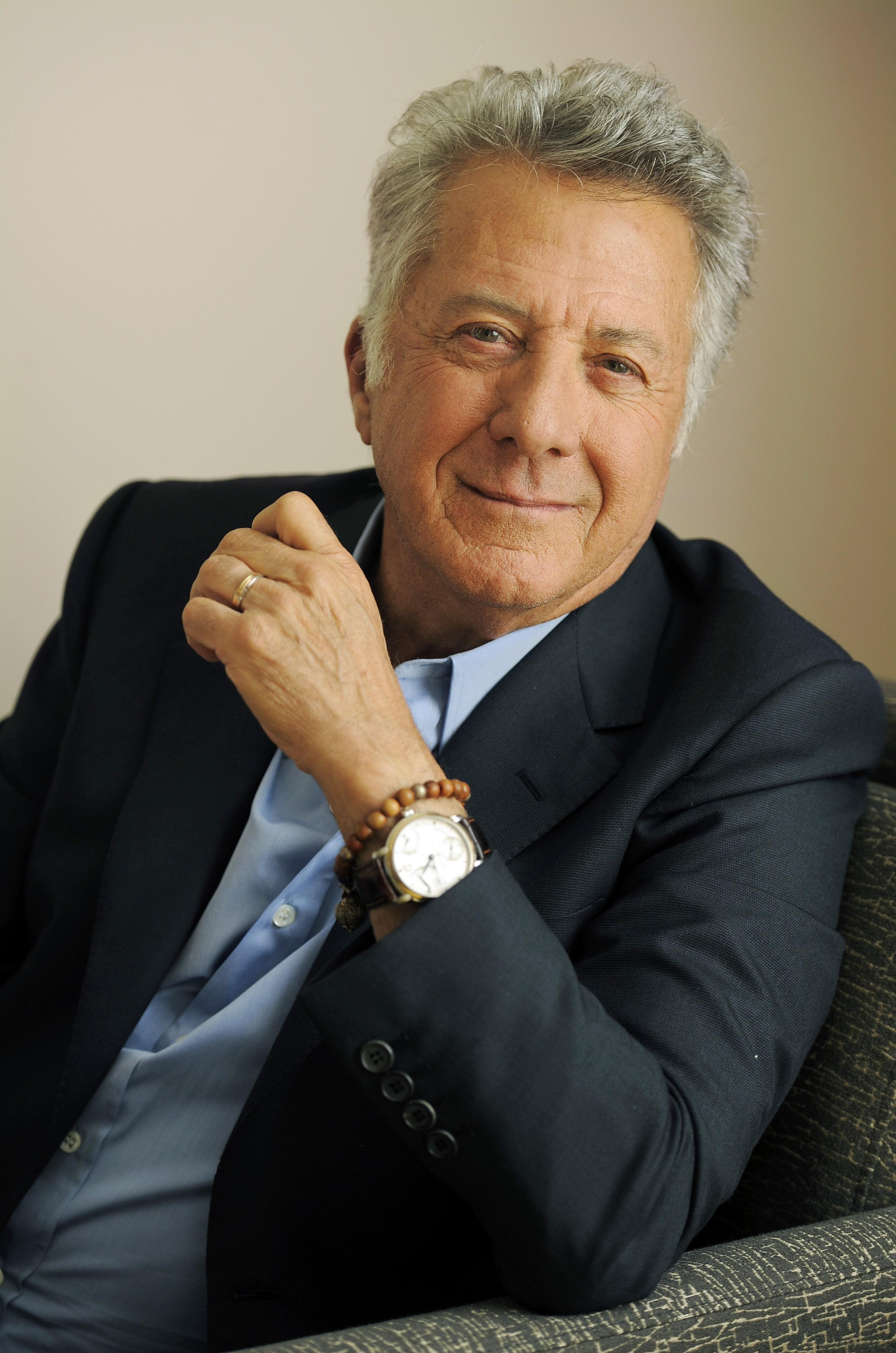 Dustin Hoffman Background