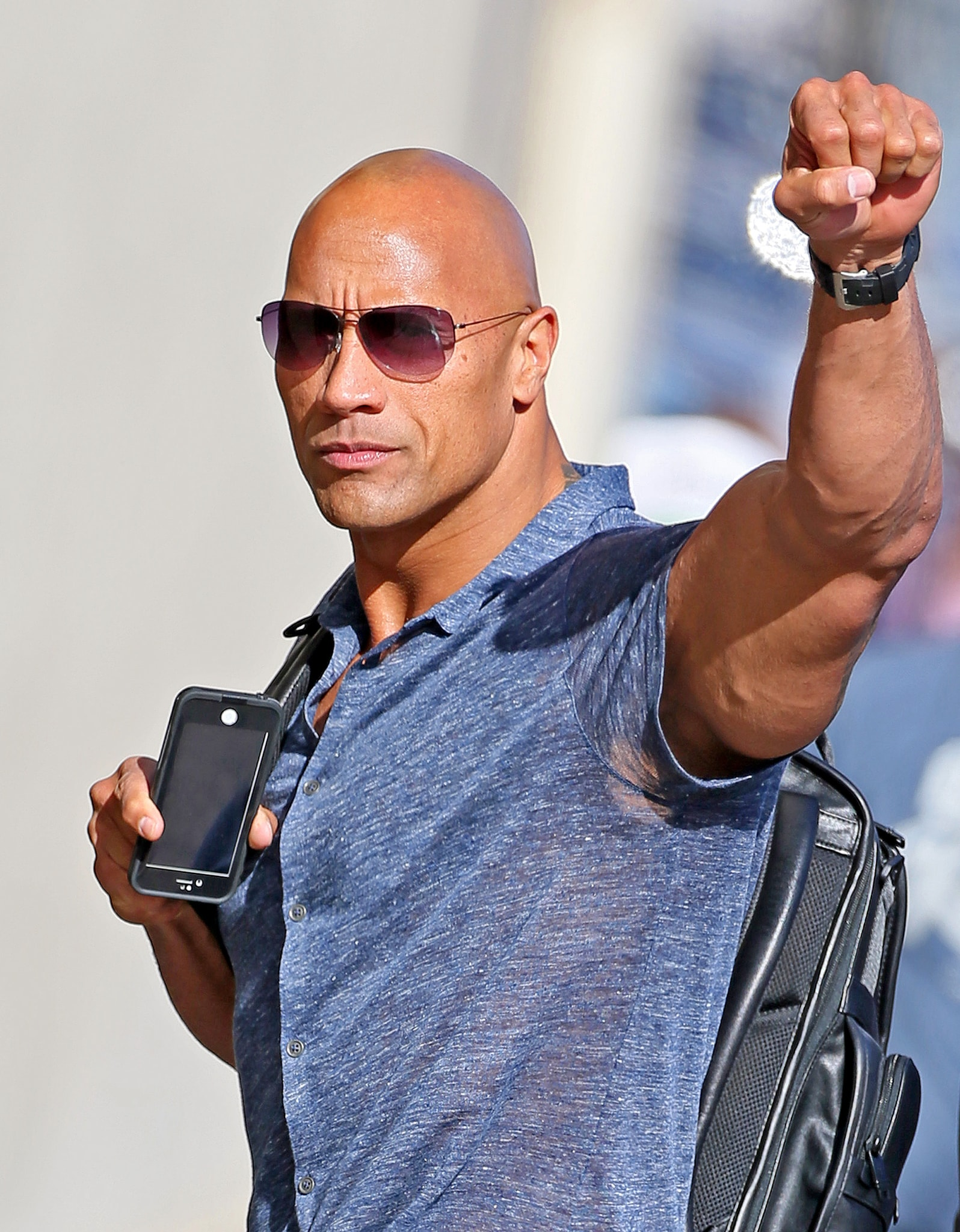 dwayne douglas johnson usa esteroides