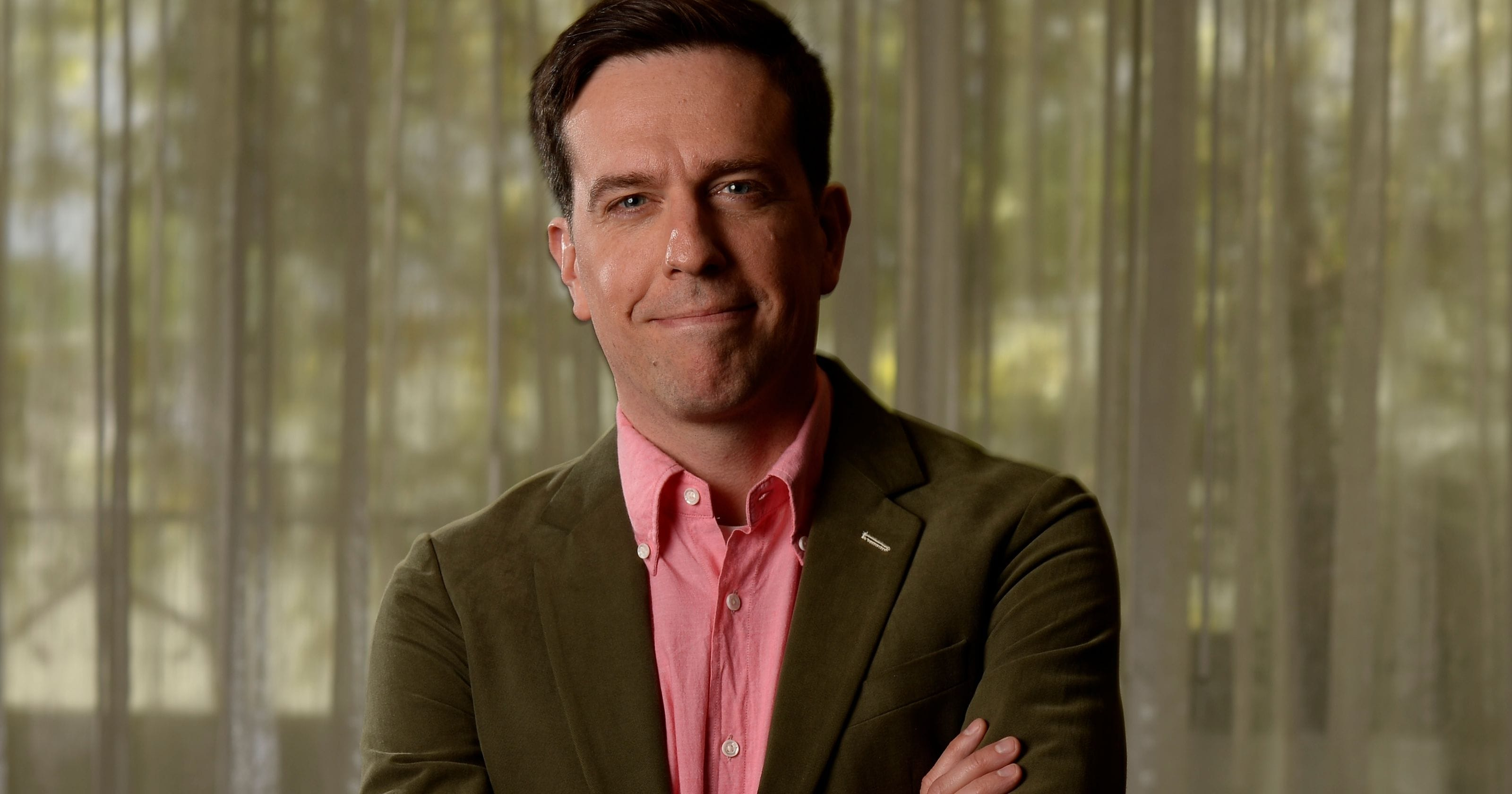 Ed Helms Background