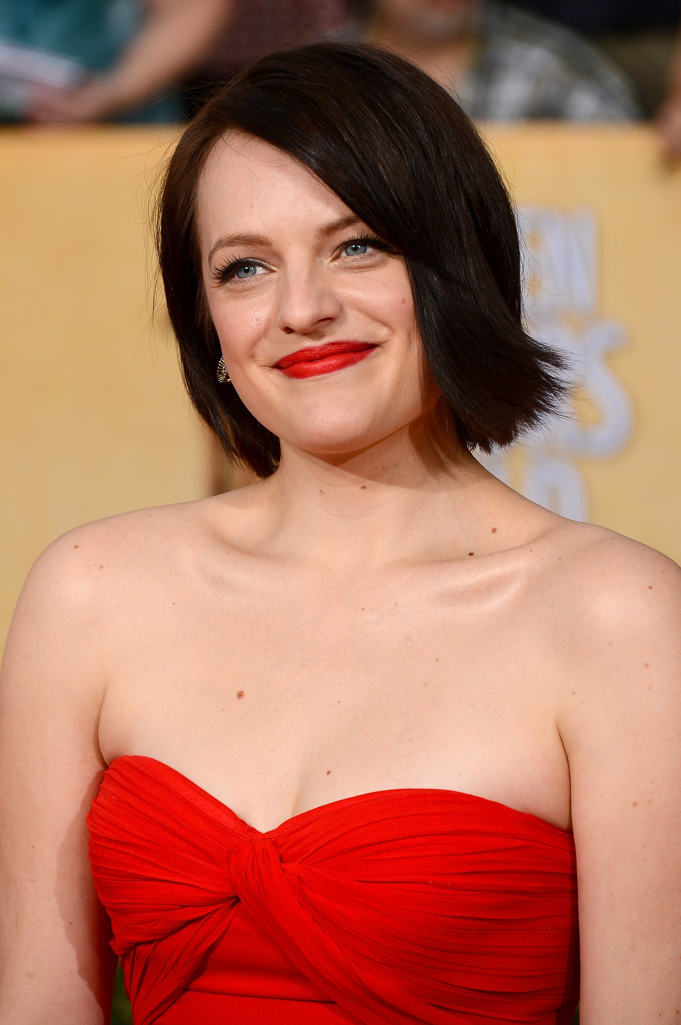 Elisabeth Moss Background