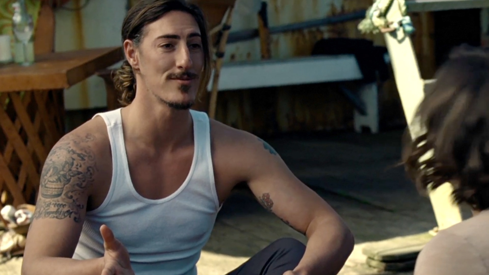 Eric Balfour Background