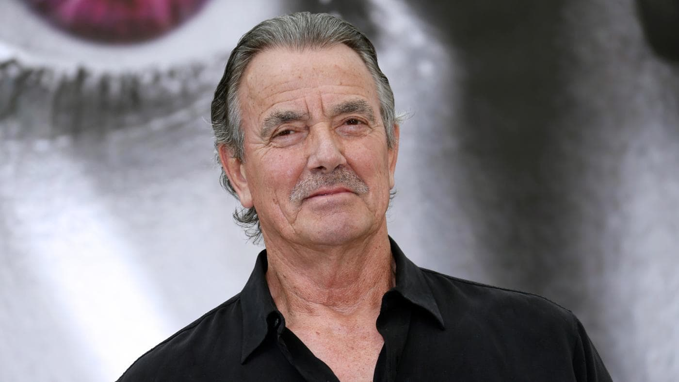 Eric Braeden Background