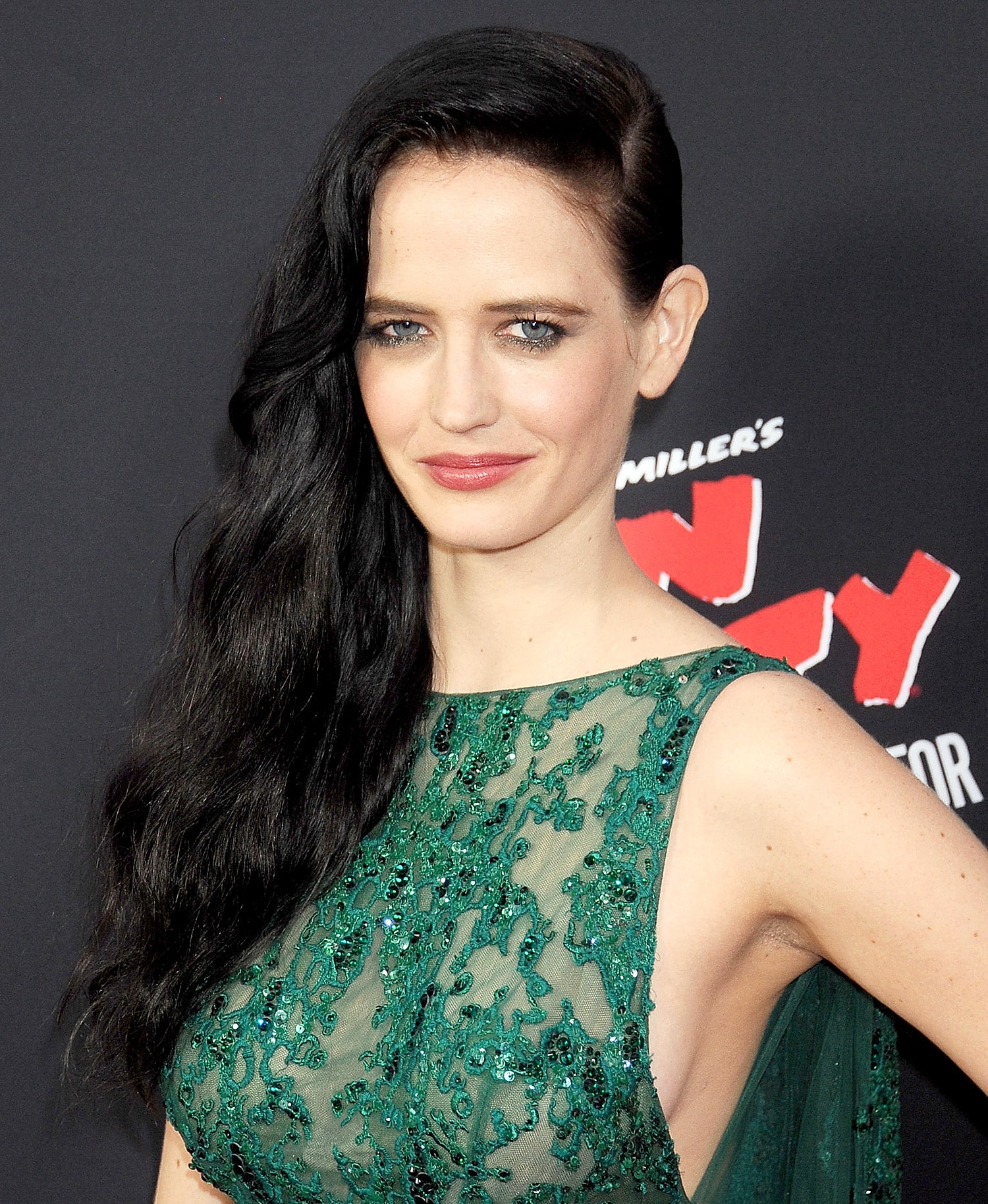 Eva Green Background