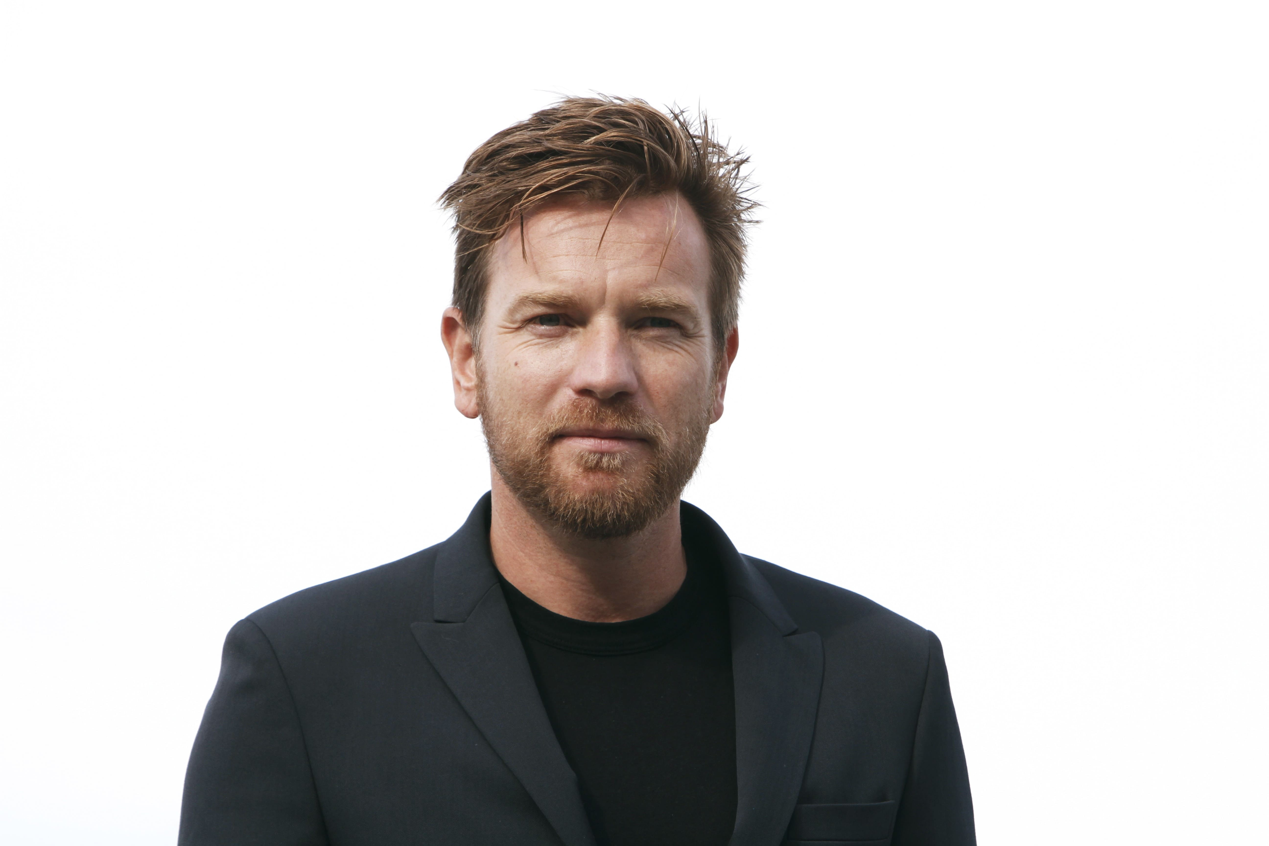 Ewan McGregor weight l...