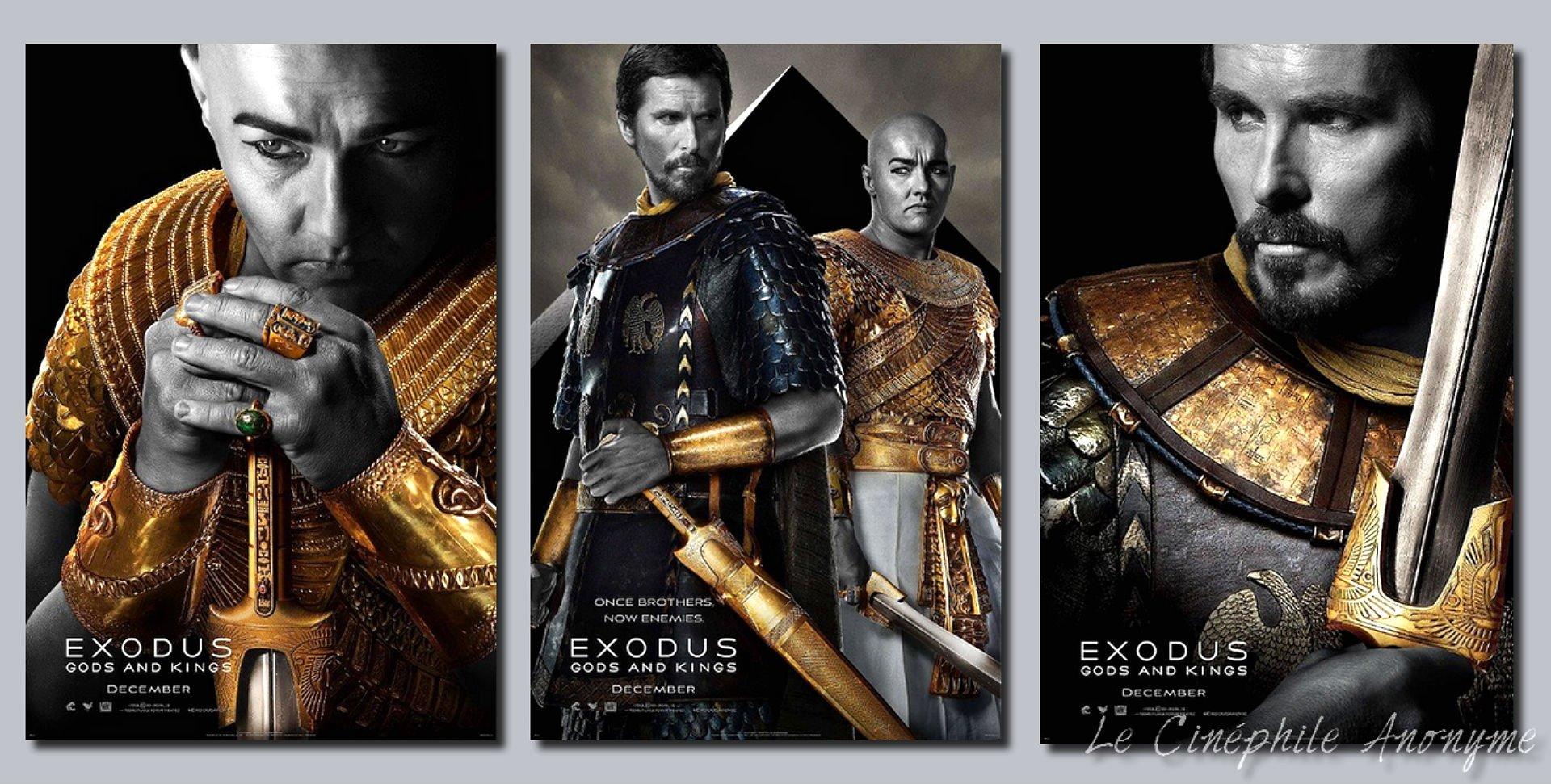 Exodus: Gods And Kings Background