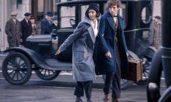 Fantastic Beasts and Where to Find Them Background