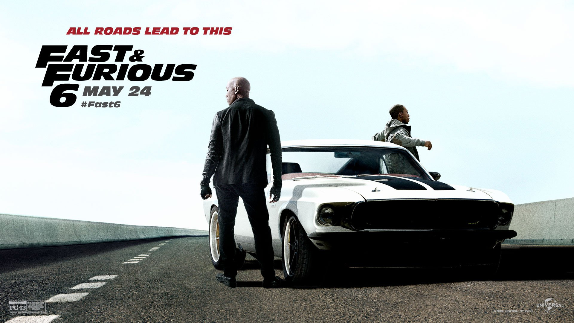 Fast & Furious 6 Background