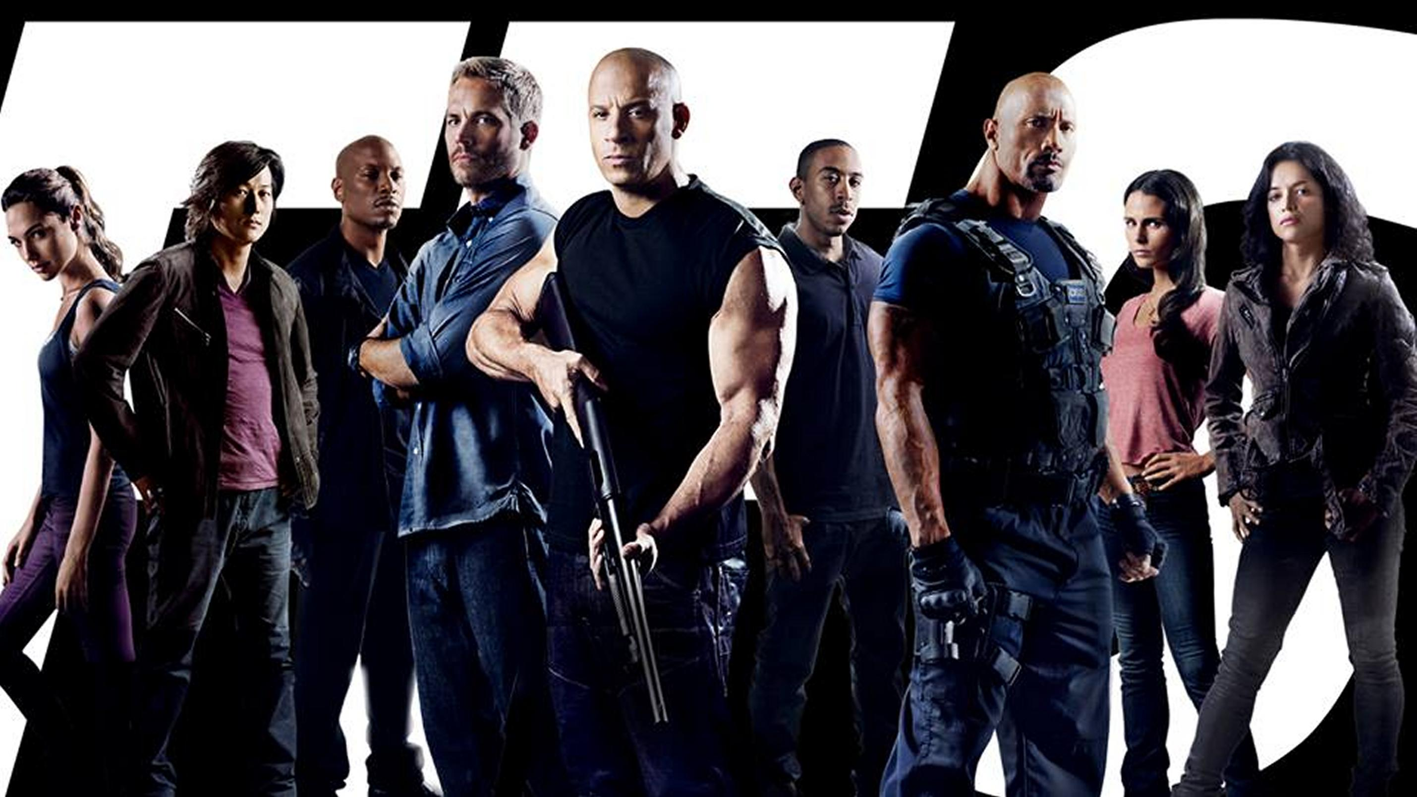 Fast & Furious 7 Background