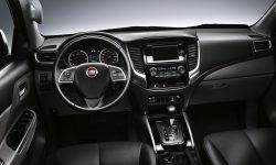 Fiat Fullback Background