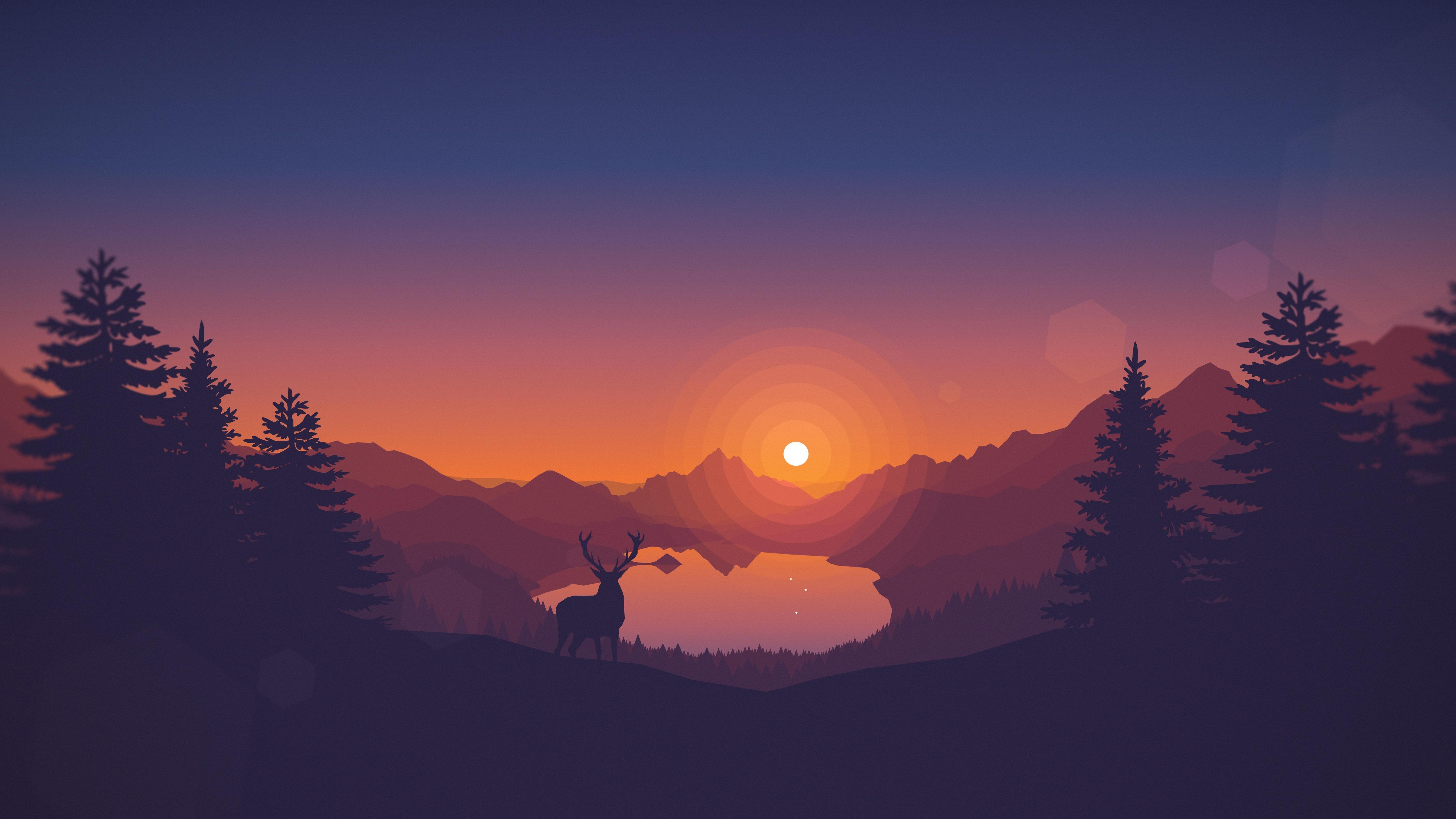 Firewatch Background