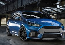 Ford Focus 3 RS Background