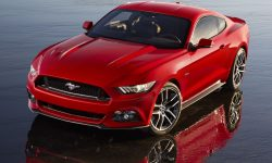 Ford Mustang 6 Background