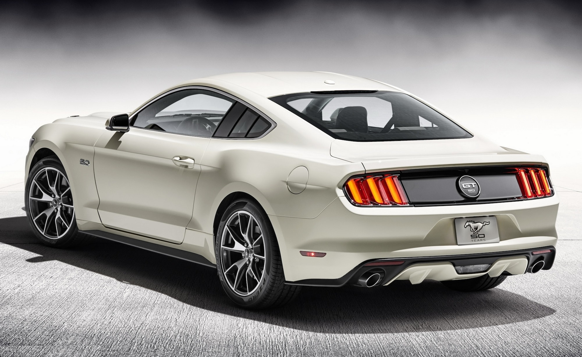 Ford Mustang GT Background
