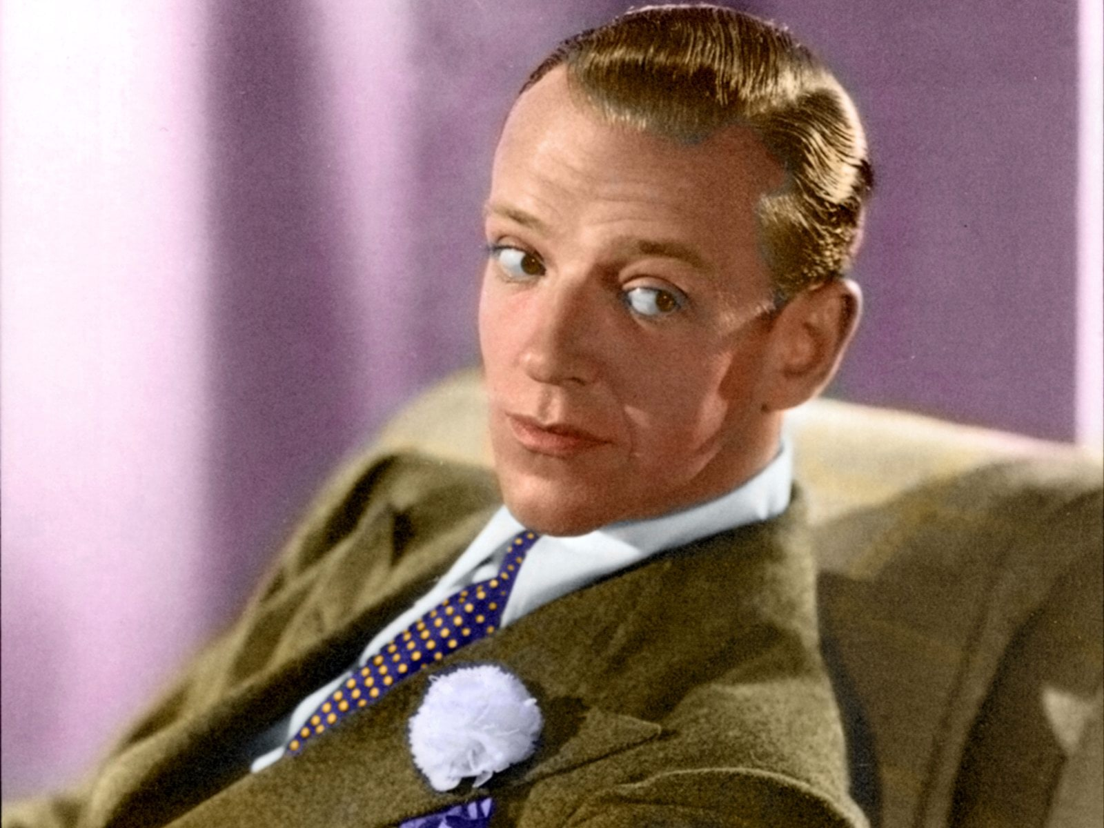 Fred Astaire Background