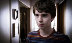Freddie Highmore Background
