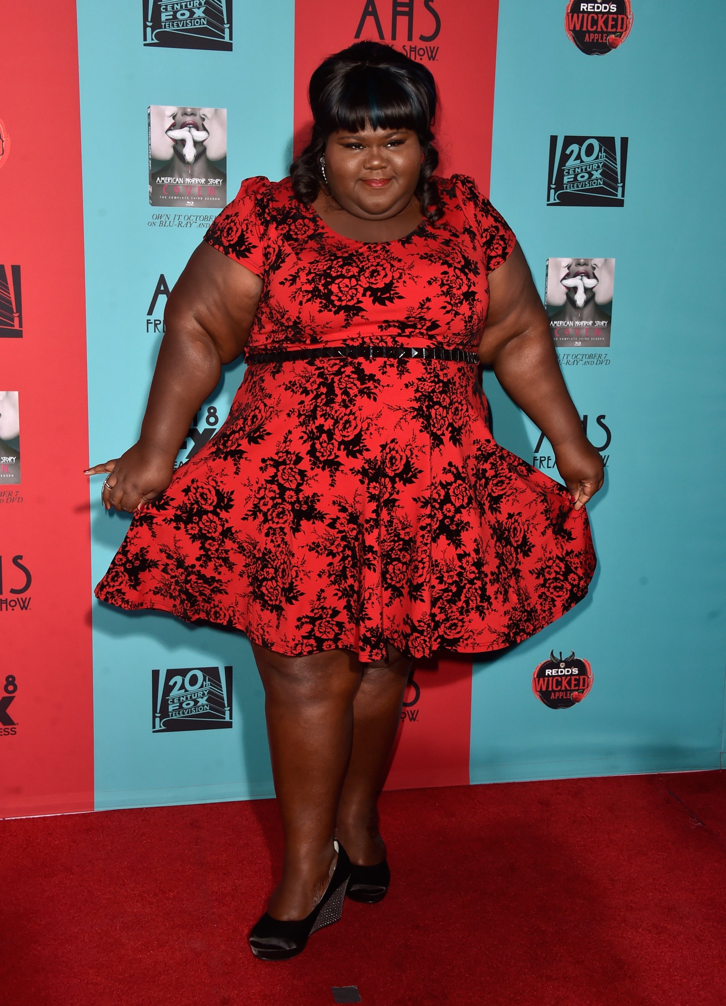Gabourey Sidibe Background