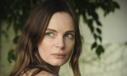 Gabrielle Anwar Background