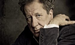 Geoffrey Rush Background
