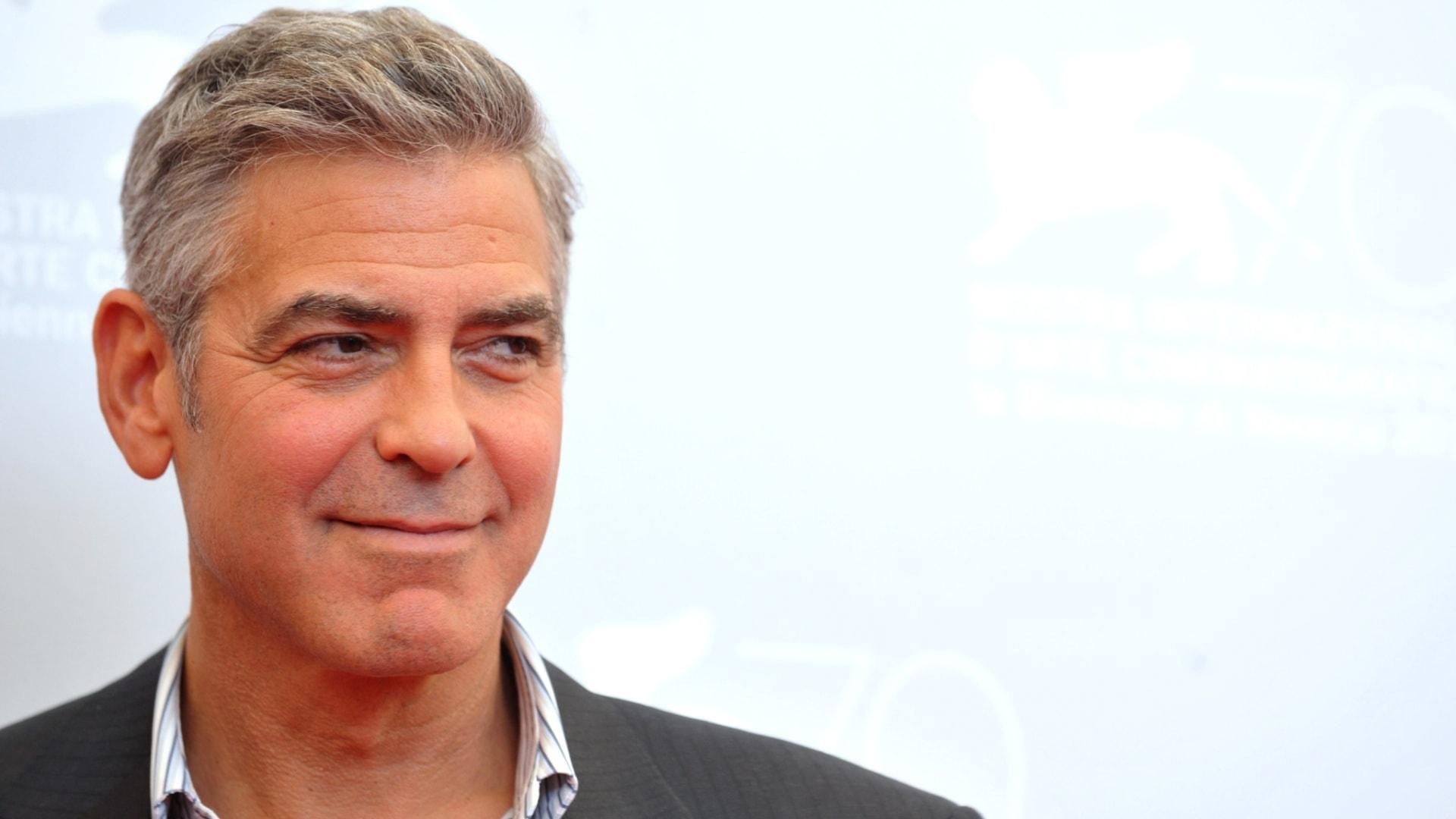 George Clooney HD pics