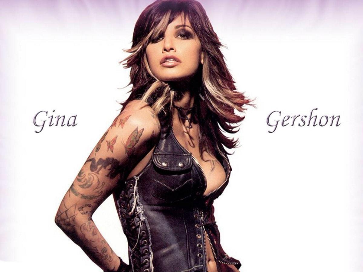Gina Gershon Background