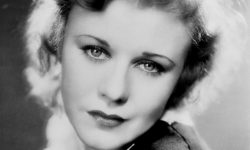 Ginger Rogers Background